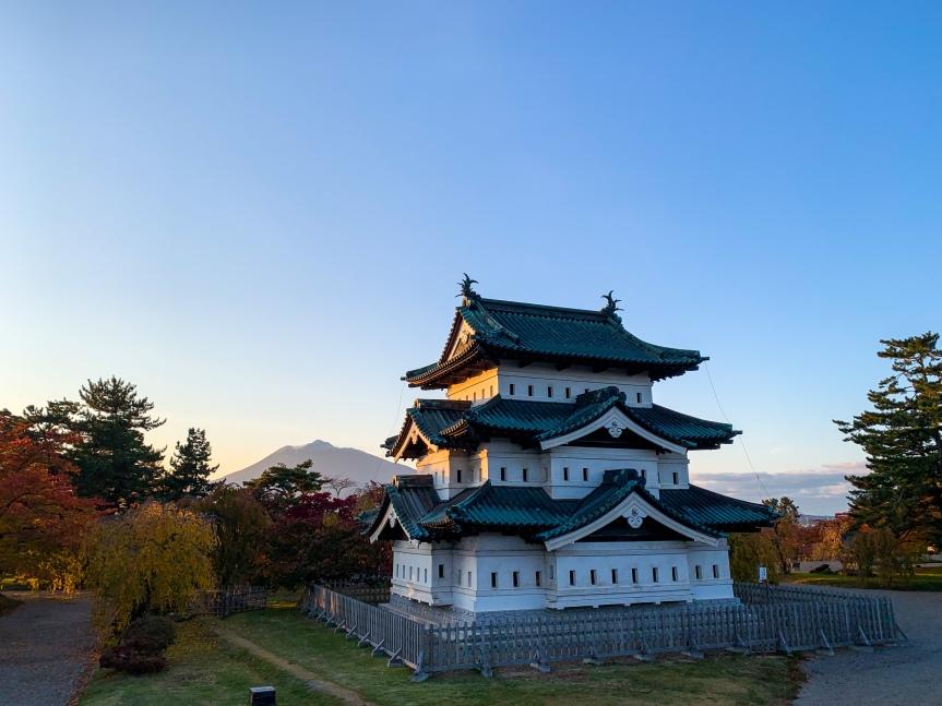 Hirosaki Castle Park 弘前公園